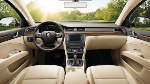 Škoda Superb 2 facelift