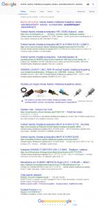 Vyhľadávanie autodielov s filtrom nemeckých webov